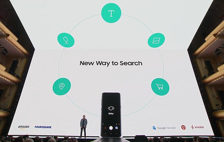Bixby при желании можно получить на старых смартфонах Samsung