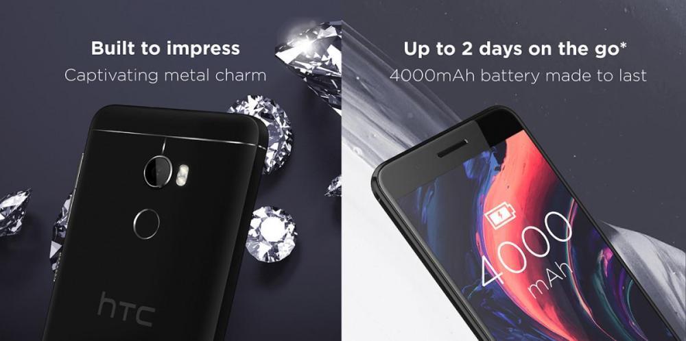 HTC One X10 теперь со спецификациями
