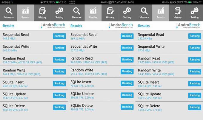 Huawei использует разные комплектующие в P10