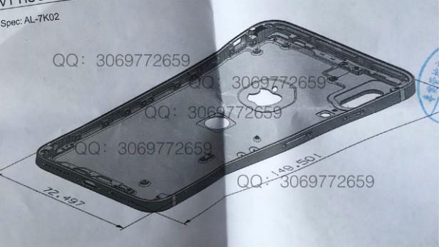 iPhone 8 Лишится кнопки, сканер отпечатка переедет