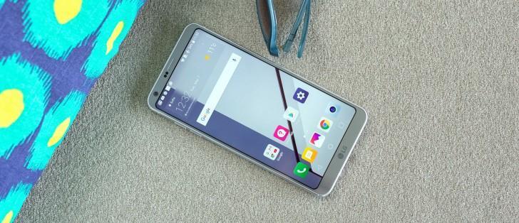LG G6 научится опознавать лица