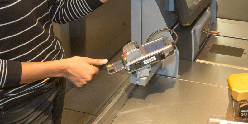 MasterCard тестирует платежи с авторизацией по отпечатку пальца