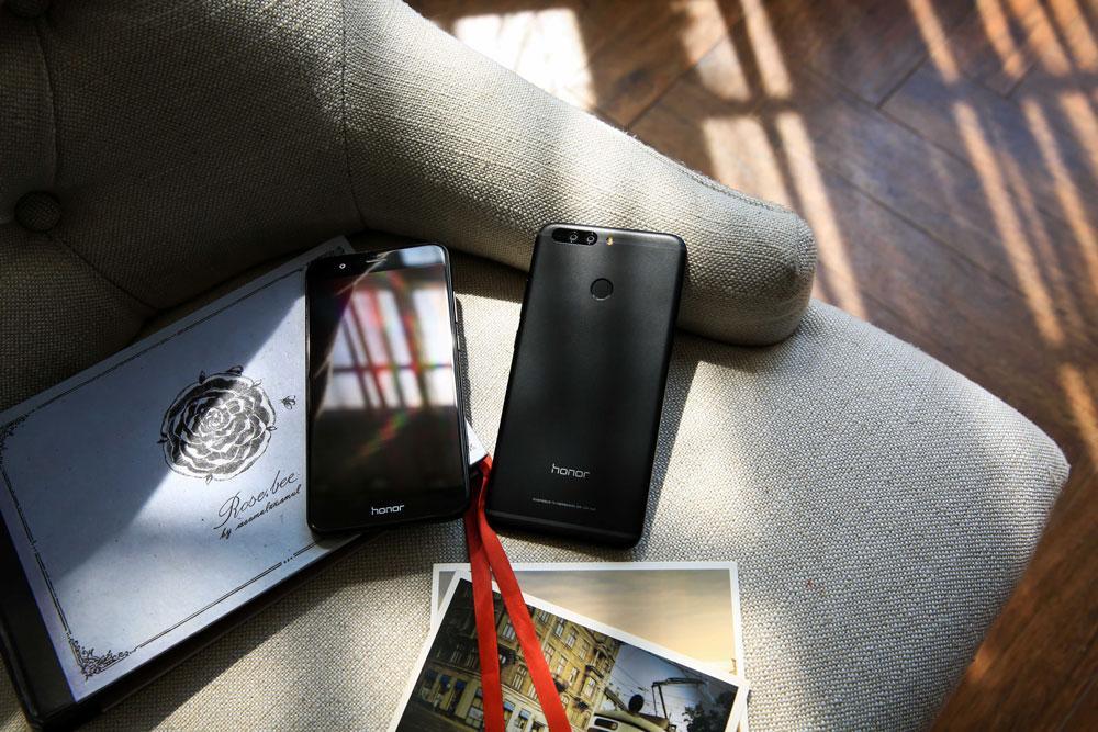 (Не)молодежный флагман. Анонс Huawei Honor 8 Pro и Huawei 8 Lite