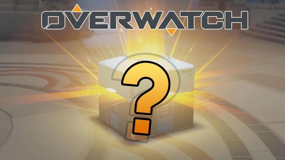 Скины персонажей Overwatch попадут в лутбоксы