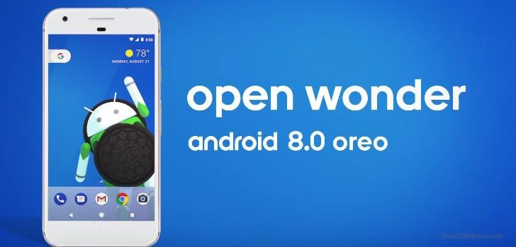 Android 8 Oreo. Кто-то сомневался?