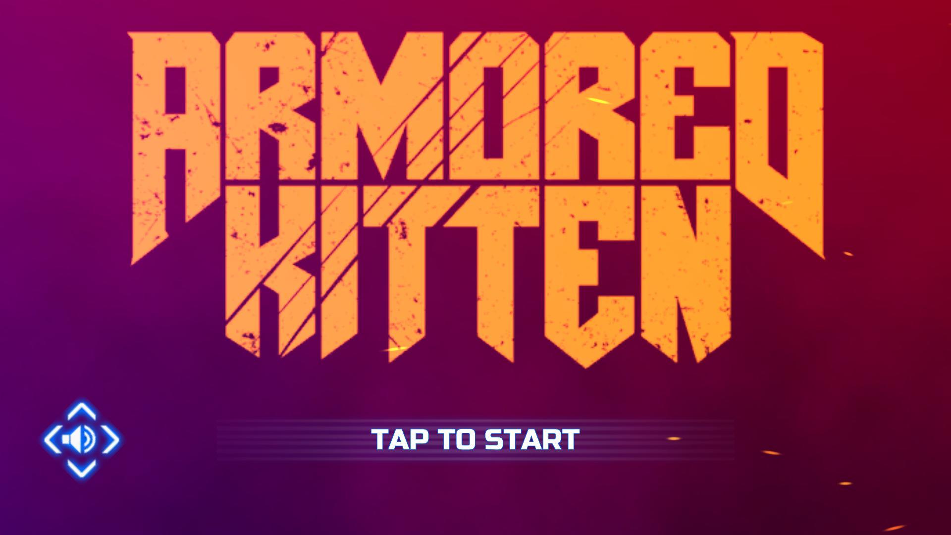 Armored Kitten - кровавый и безжалостный истребитель зомби