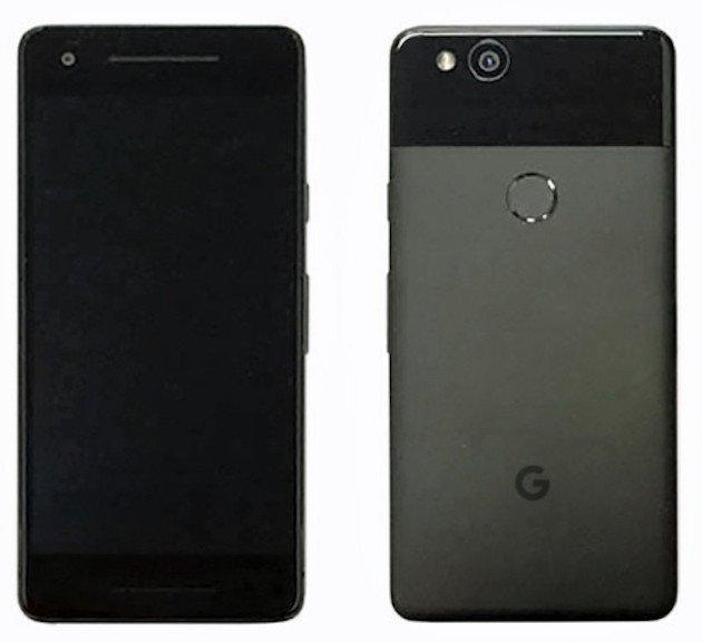 Google Pixel 2 будет именно таким: без 3,5-мм разъёма исрамками