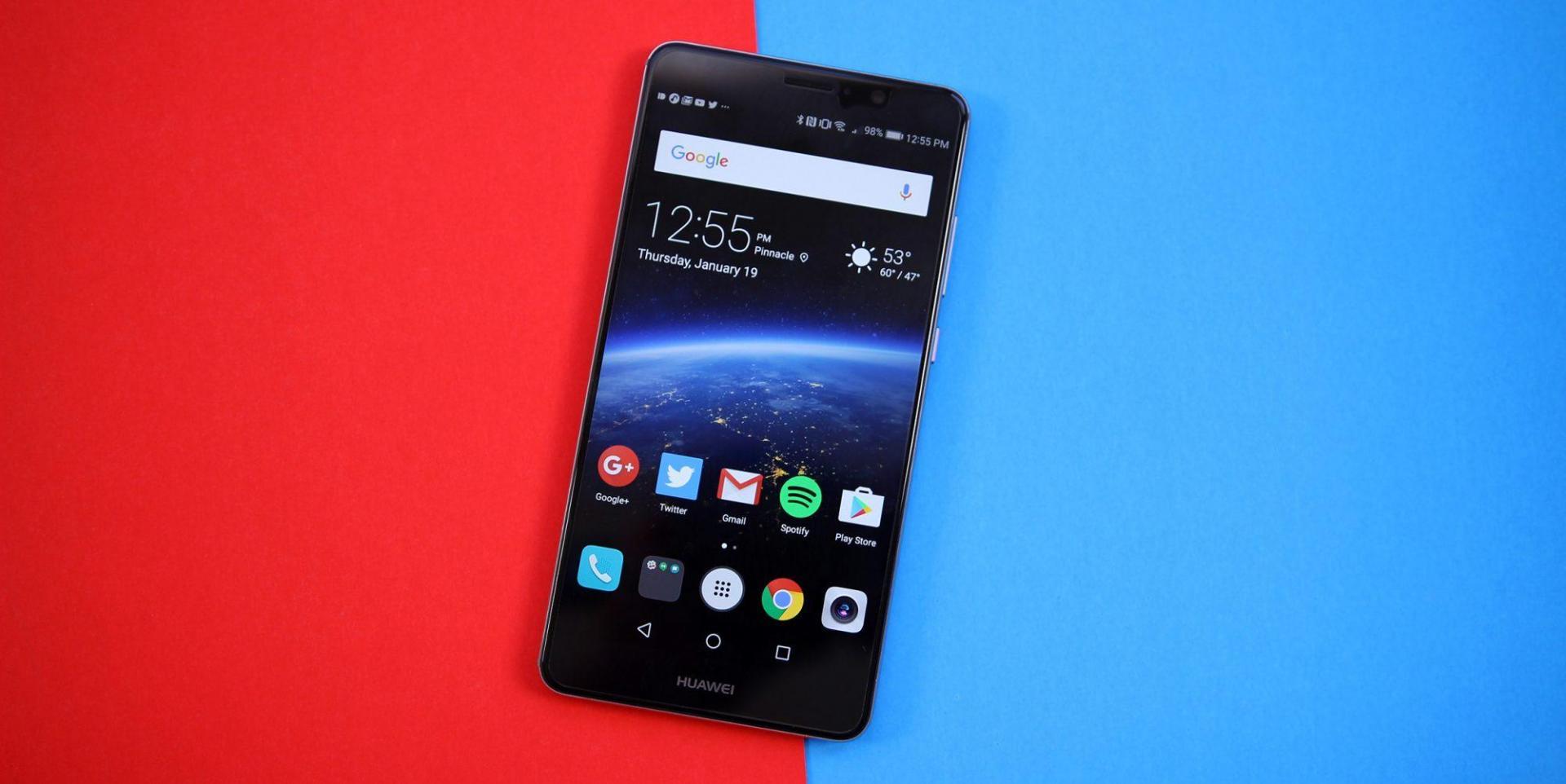 Huawei Mate 10, возможно, будет объявлен 16 октября