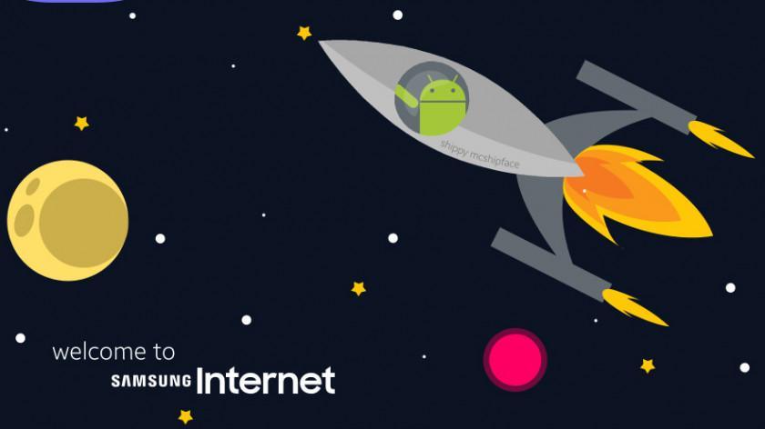Кто хотел фирменный браузер Samsung? Теперь можно