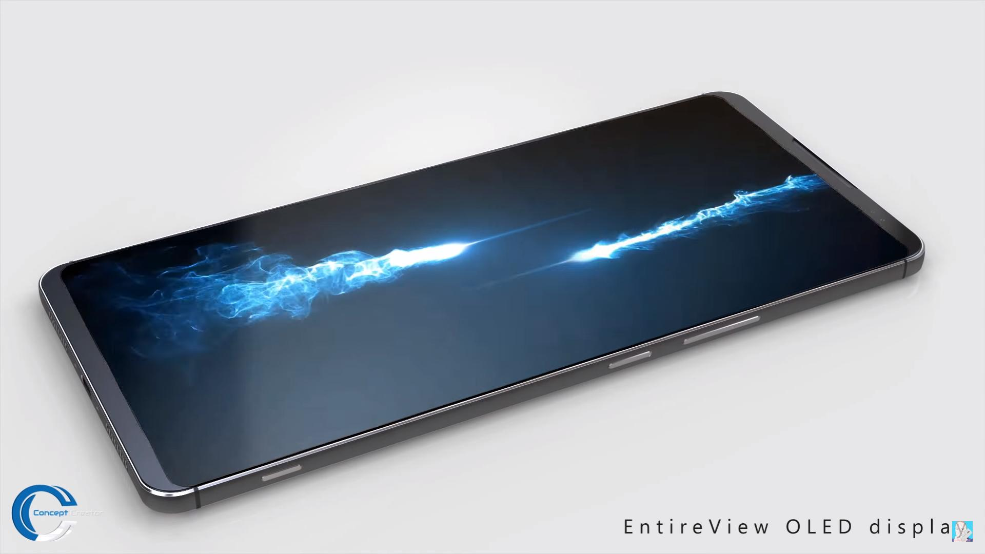 Лишь один издвух Huawei Mate 10 будет сбезрамочным экраном