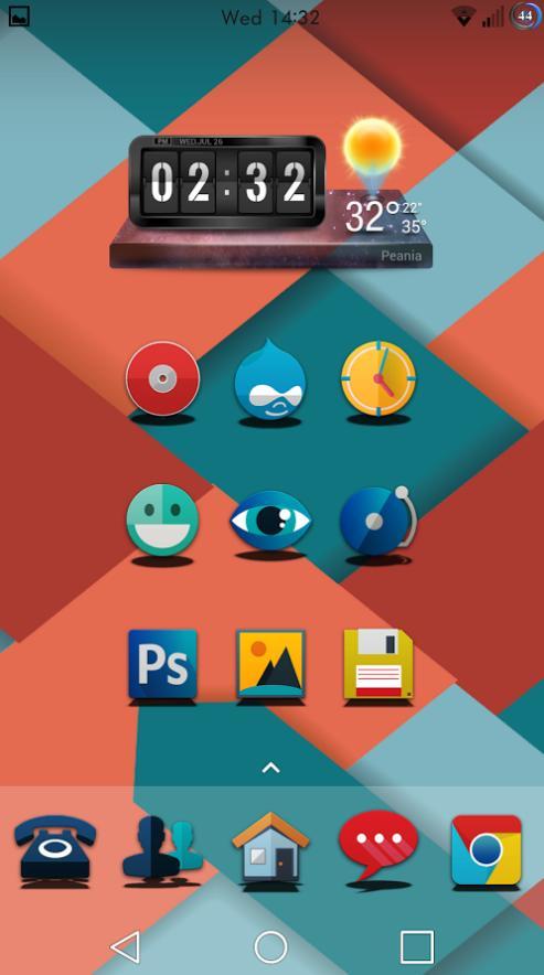 Налетай, пока временно бесплатно: 5 крутых паков иконок для Android