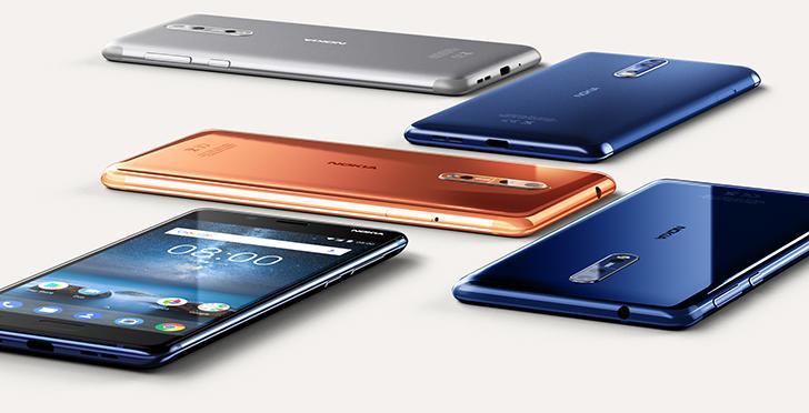 Nokia 8, что вней интересного?