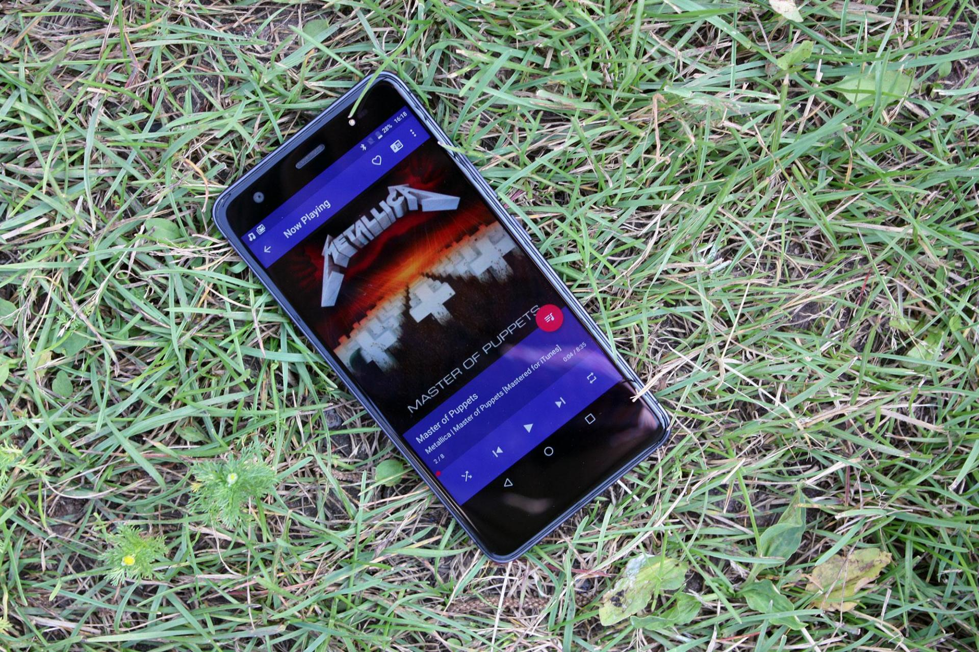 Обзор недорого музыкального смартфон Highscreen Fest XL