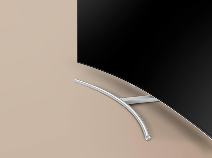 Обзор QLED телевизора Samsung Q8C – 4K-будущее дома