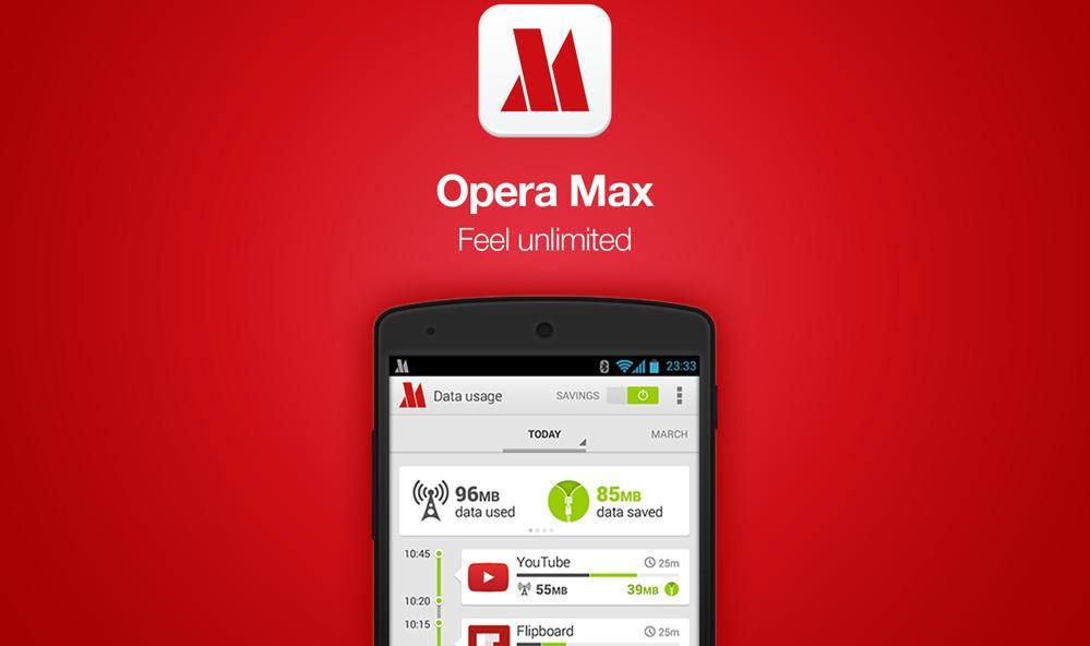 Opera Max уберут изGoogle, номызнаем, где еёскачать