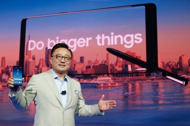 Samsung собирается продать рекордное количество Galaxy Note 8