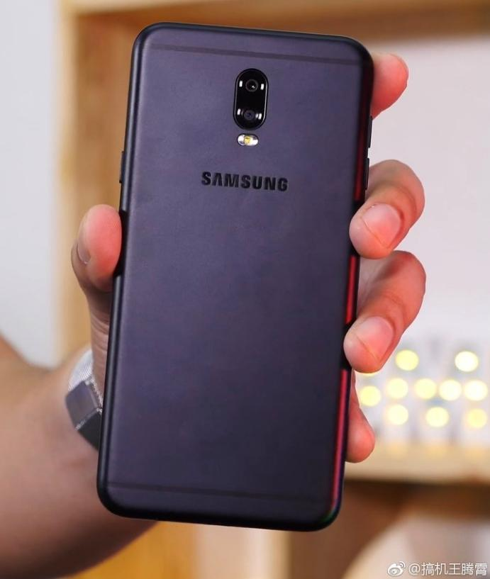 Samsung заготовила смартфон galaxy J7: фото ихарактеристики