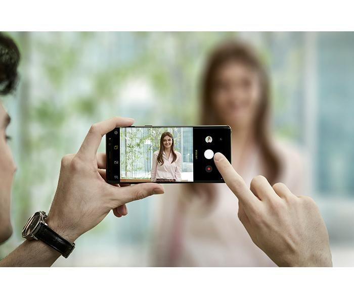 Снят гриф совершенно секретно сSamsung Galaxy Note 8