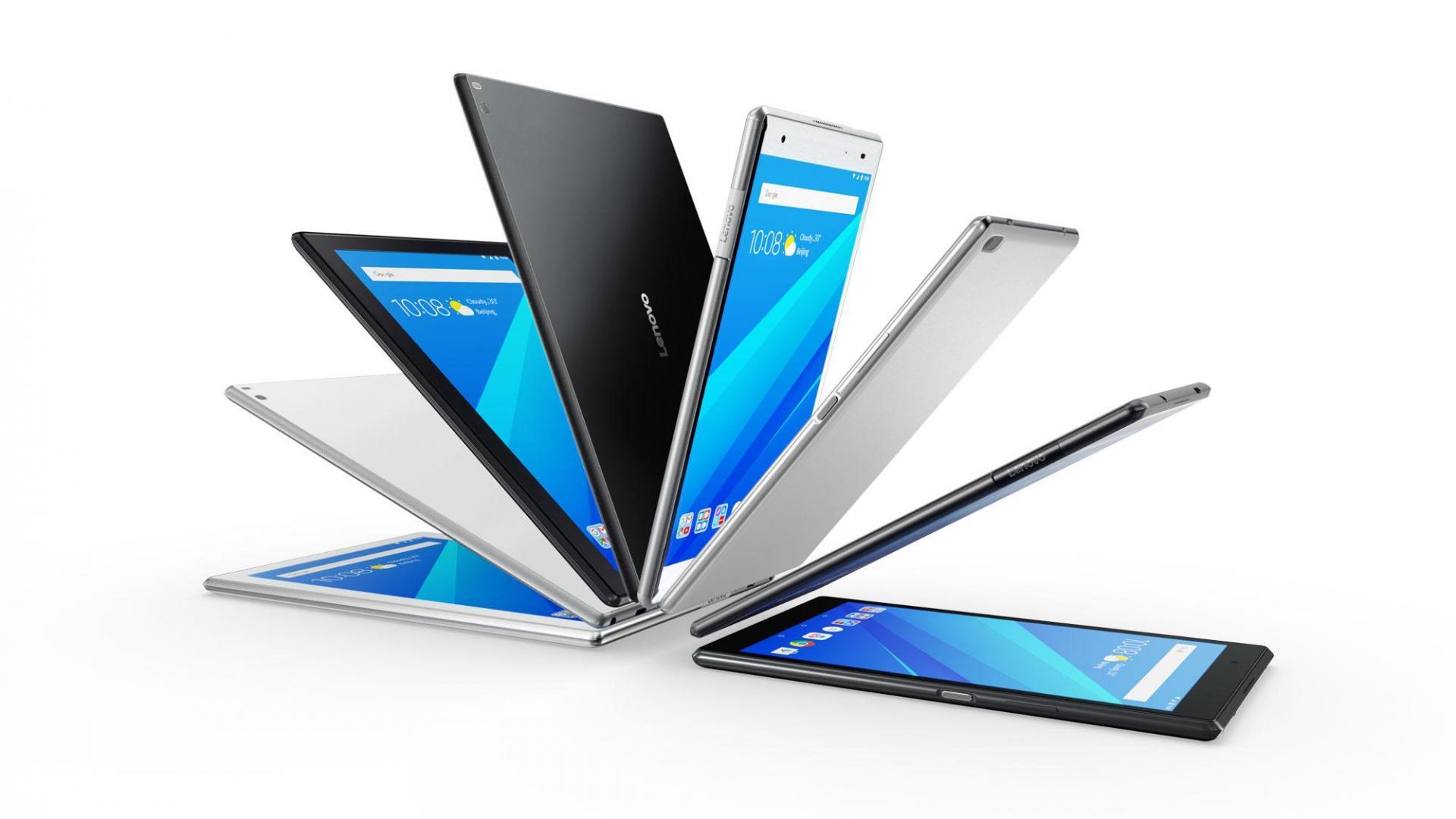Старт продаж 4 планшетов Lenovo Tab 4 вРоссии