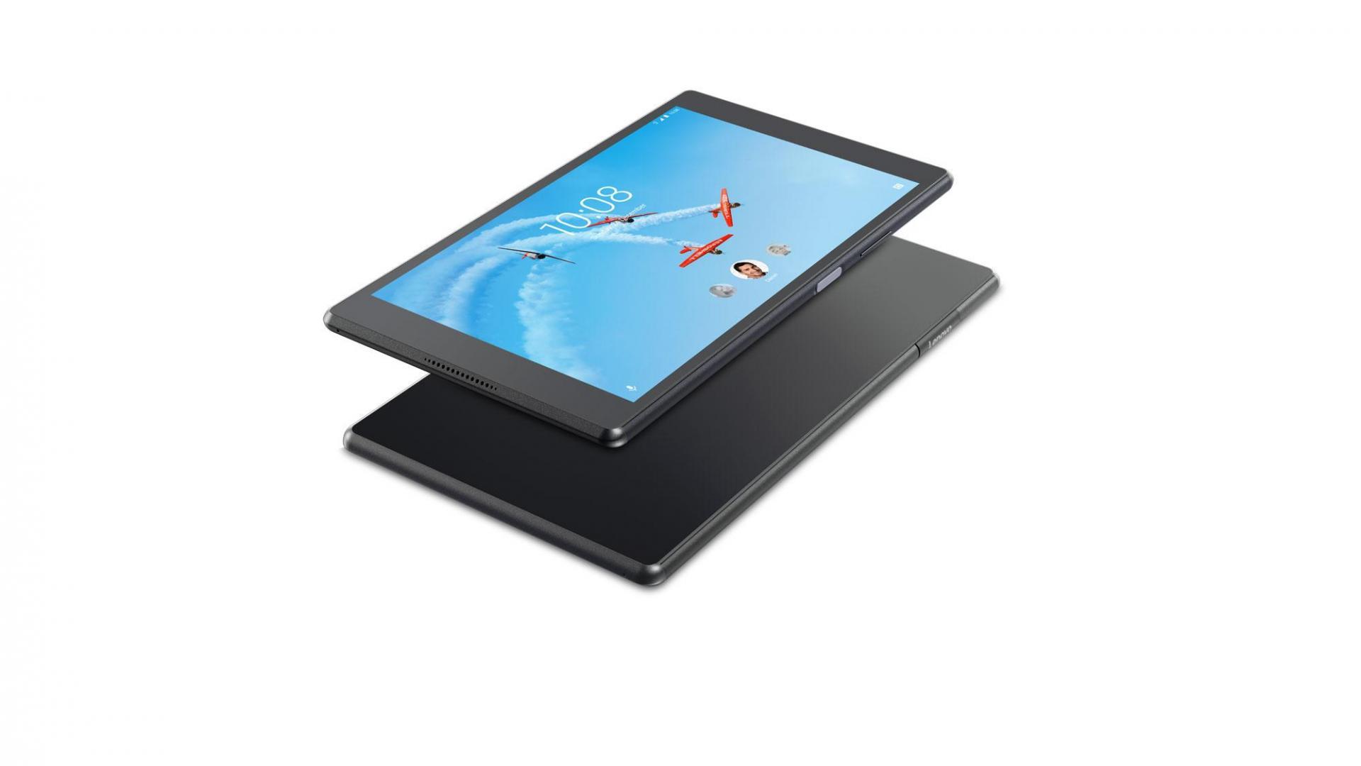 Lenovo начала в РФ продажи семейных планшетов Tab 4