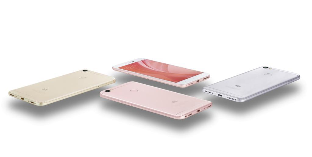 Xiaomi Redmi 5A официально
