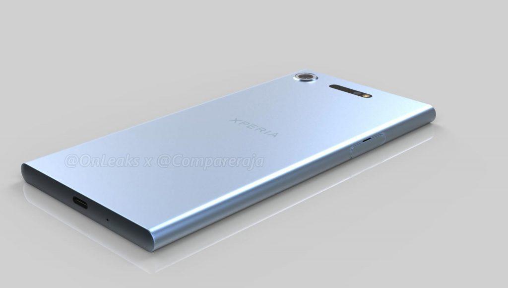 Xperia XZ1: красавец или Sony пора сменить дизайн?