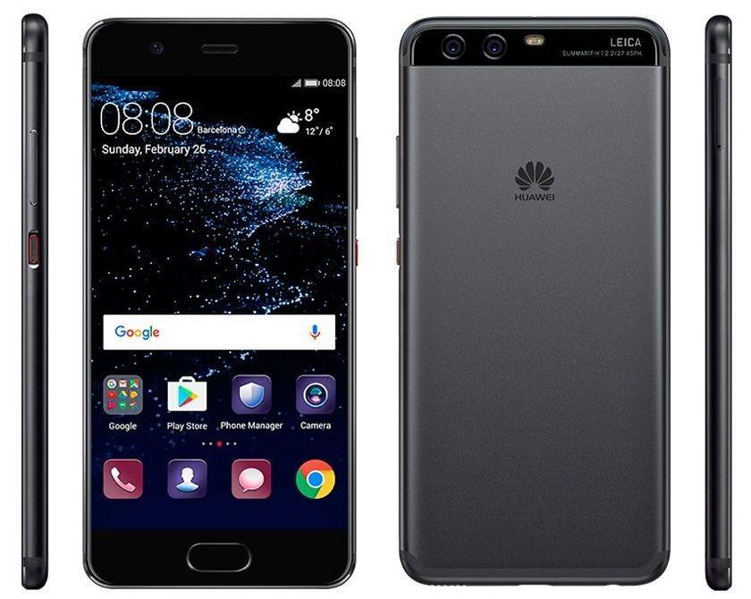 Huawei начала раздачу Android 8 для P10 Plus