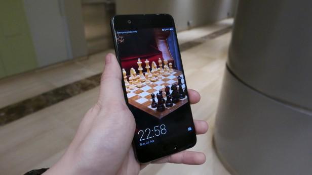 Huawei P11 тоже окажется с искусственным интеллектом