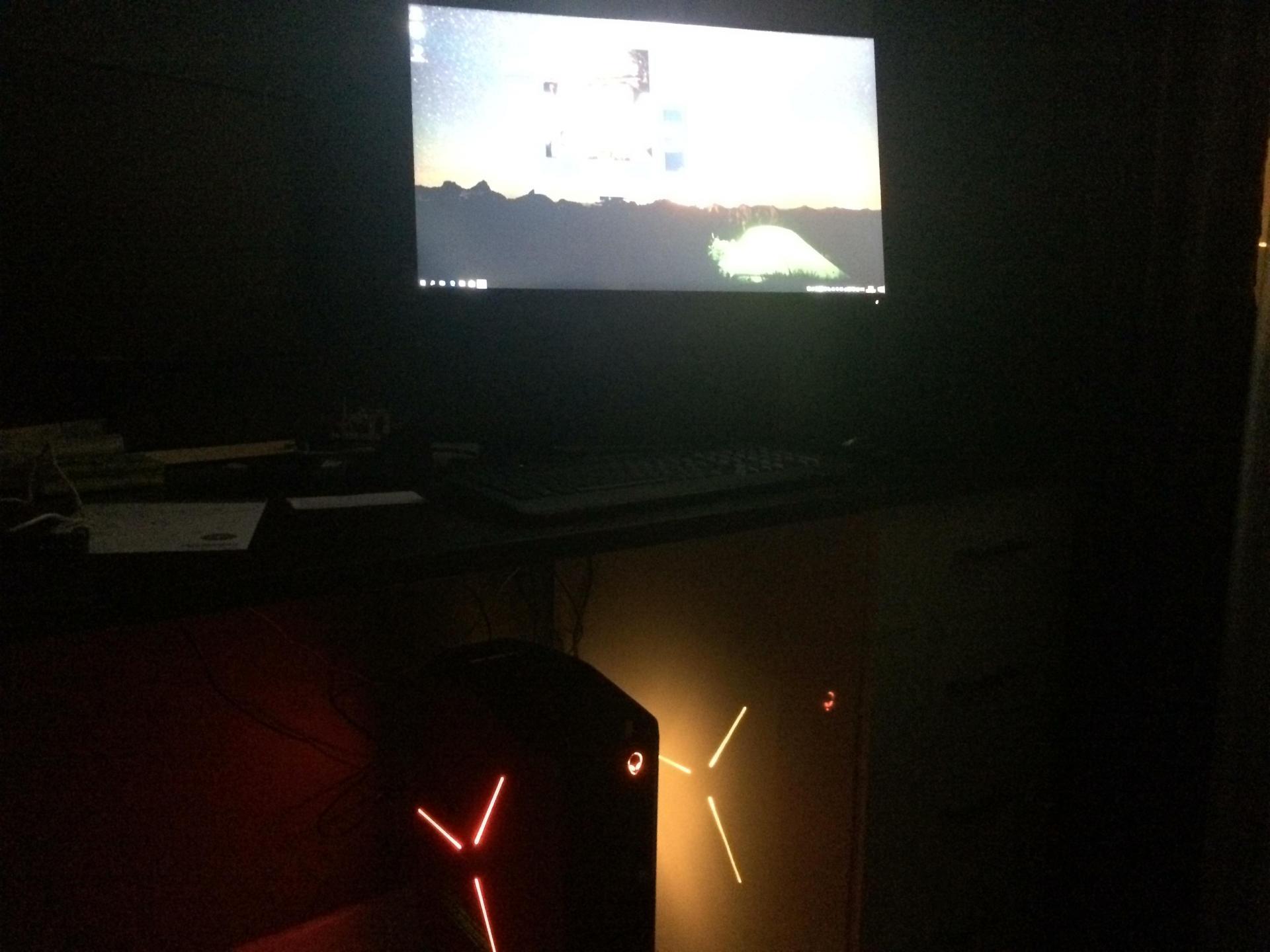 Игровая Аврора - обзор игрового настольного компьютера Alienware Aurora R5