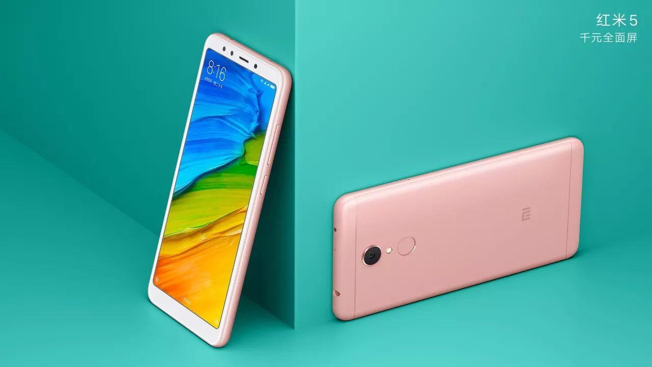 Представлены свежие смартфоны Xiaomi Redmi 5 и Redmi 5 Plus за 7000+ рублей
