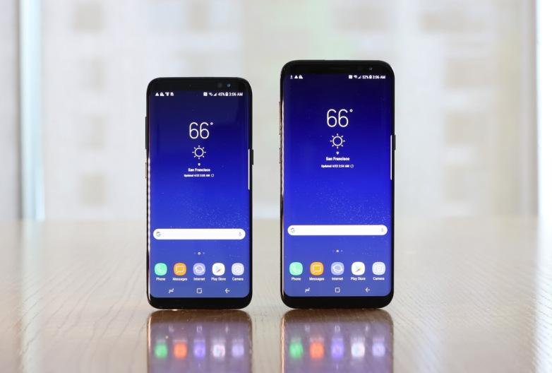 Samsung не может сдержать утечки о Galaxy S9