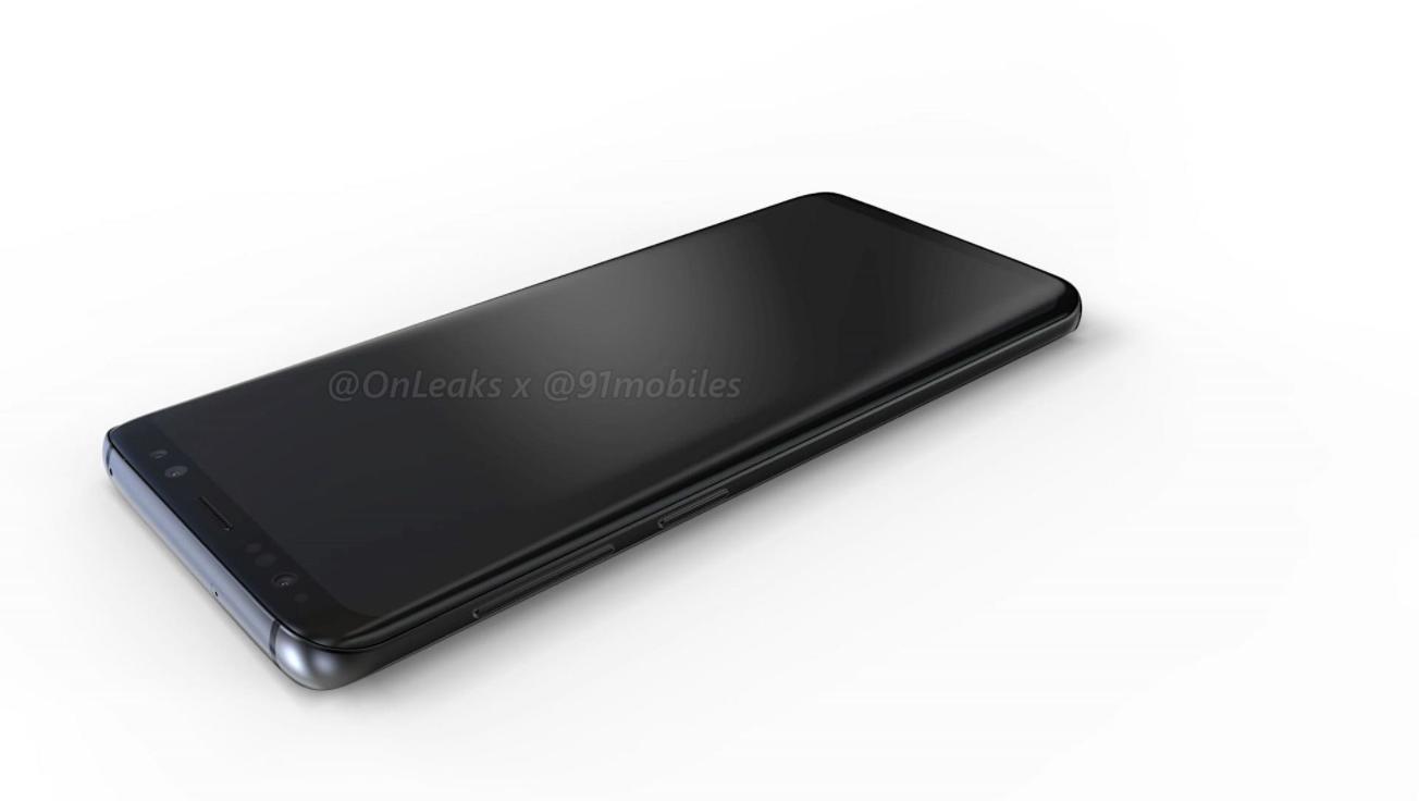 Samsung значительно изменит дизайн Galaxy S9 и увеличит аккумулятор