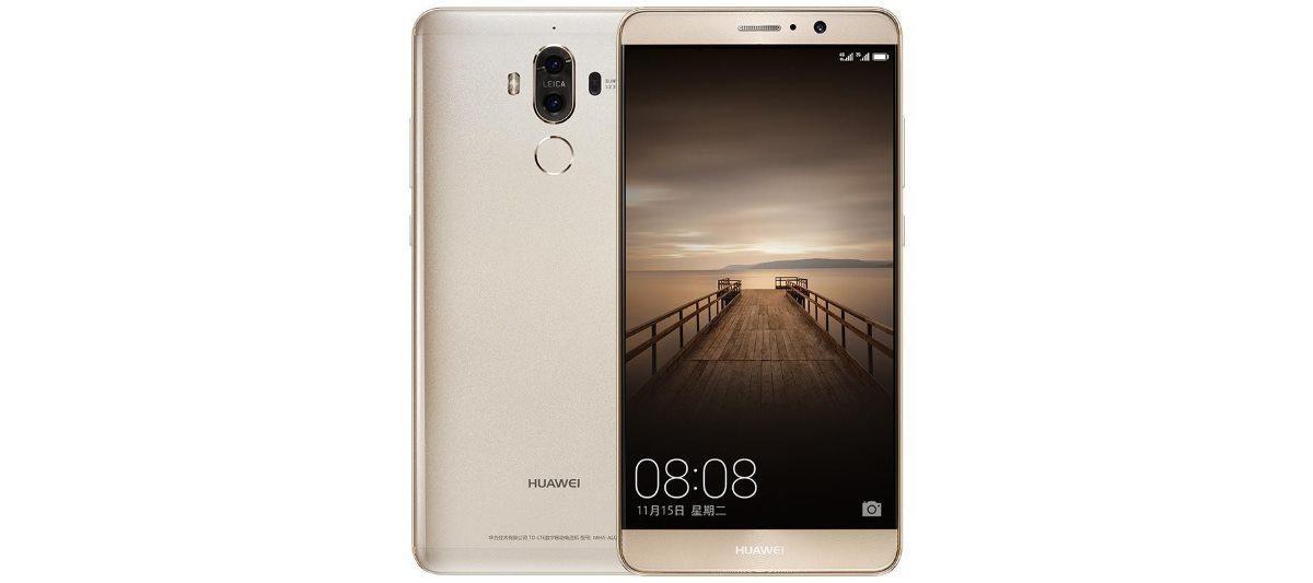Смартфоны Huawei Mate 9 и Mate 9 Pro начали получать Android Oreo