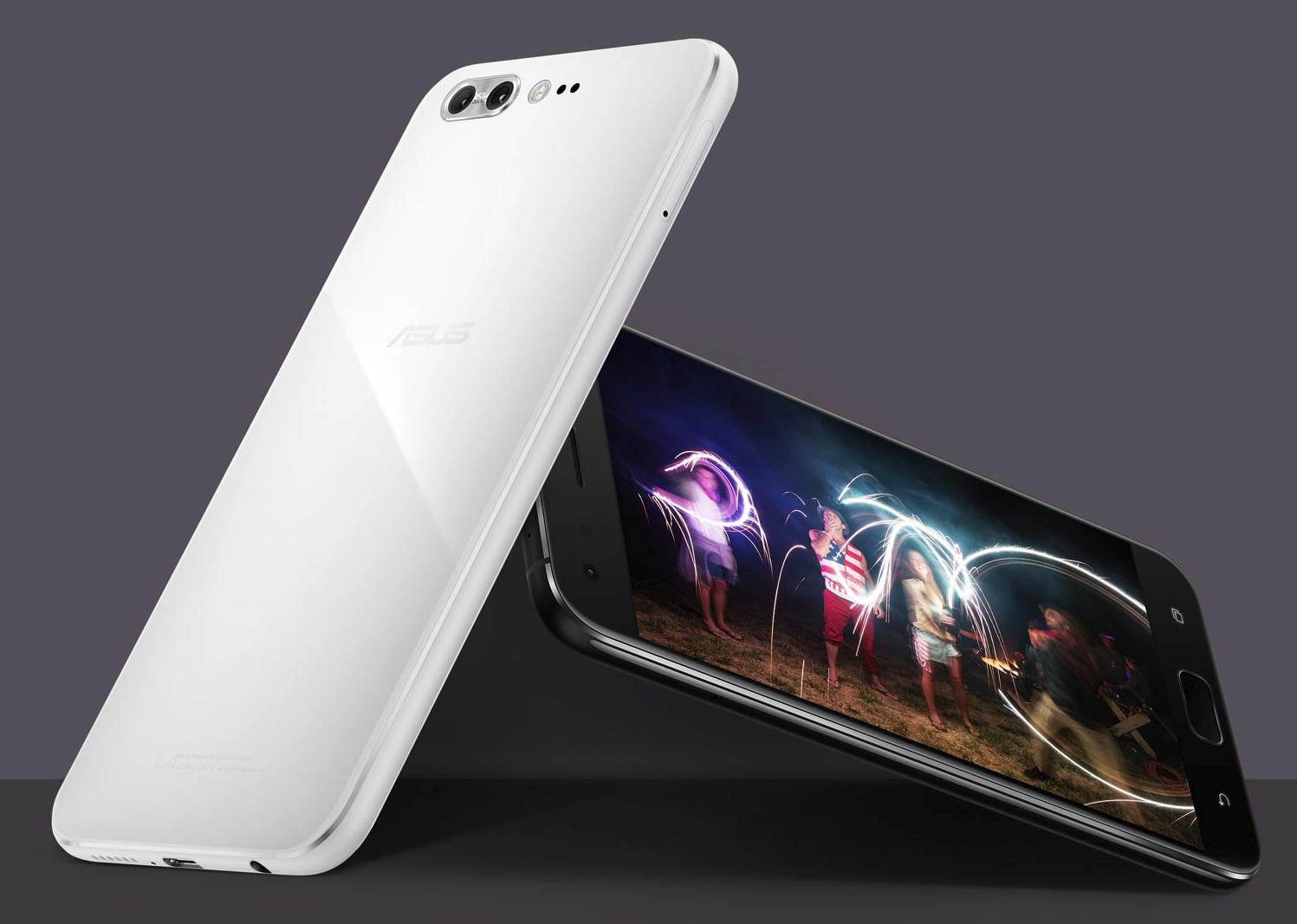 Топ-4 лучших смартфонов от Asus