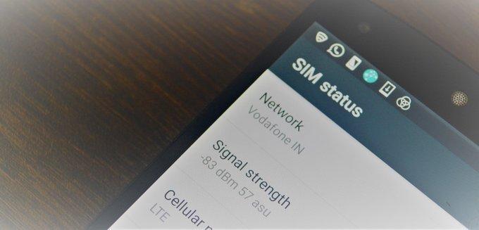 В следующих версиях Android дадут возможность скрывать информацию о сигнале сети