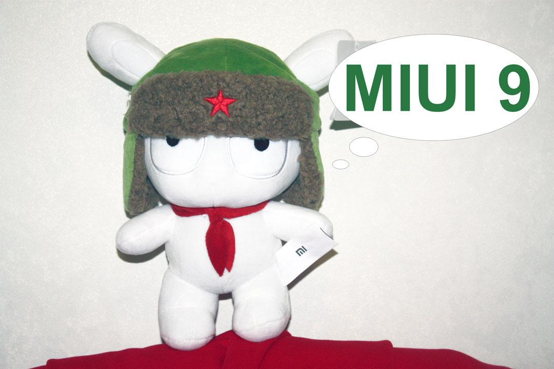Xiaomi Mi Mix 2 получает прошивку MIUI 9 V9.1.2.0.NDEMIEI