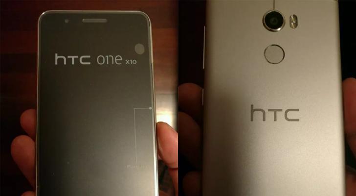 Бюджетный HTC One X10 охотно фотографируется