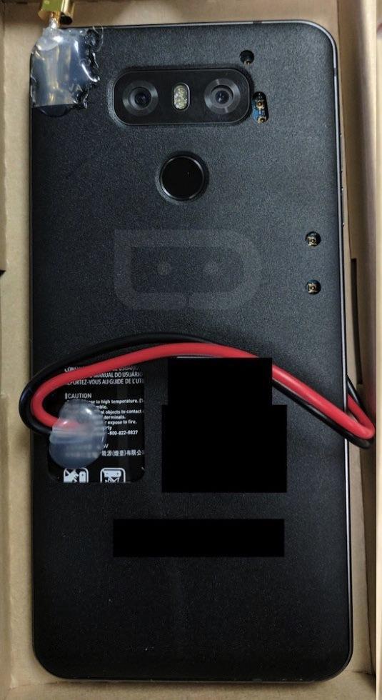 Ещё порция фотографий LG G6