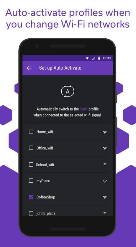 Hexlock App Lock & Photo Vault - очень бдительное приложение на страже вашей приватности
