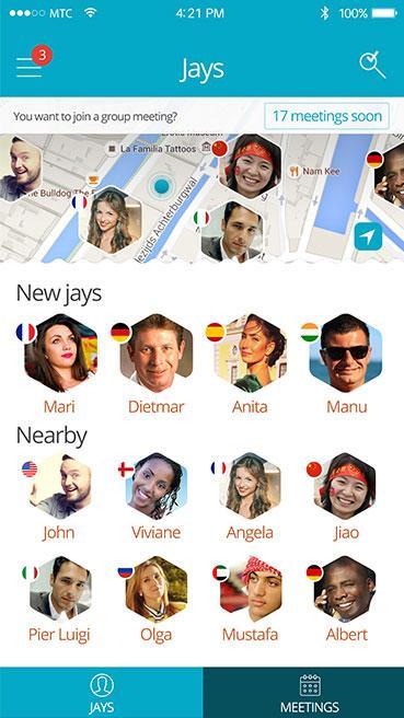 Hi, Jay! - бесплатная языковая практика с носителем языка