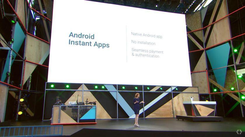 Instant Apps от Google уже можно попробовать