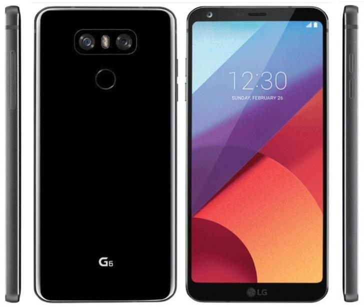 LG G6 на качественных фото, красавец?