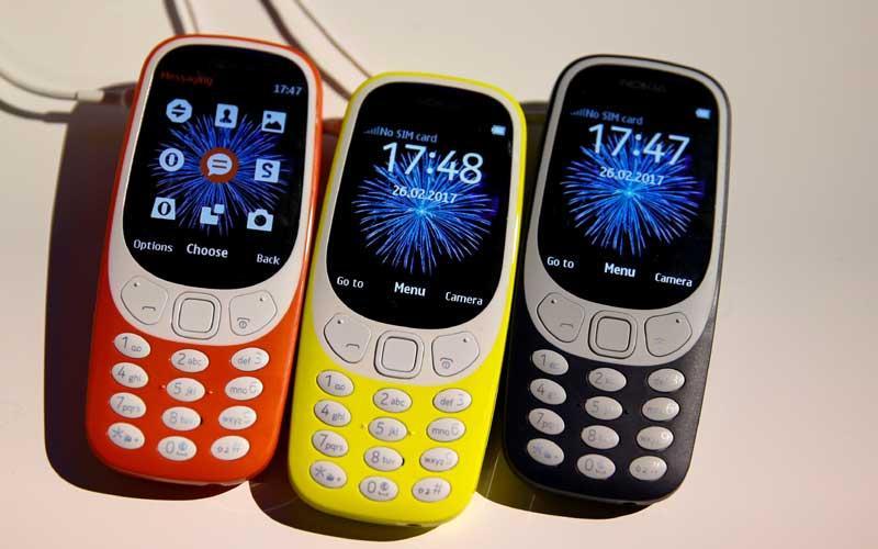 Nokia 3310 - современный вариант классической модели