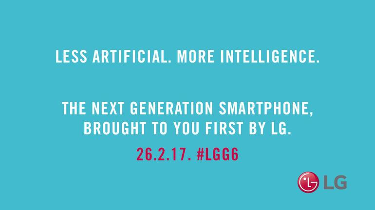 Помощник LG G6 - почти настоящий, почти не робот