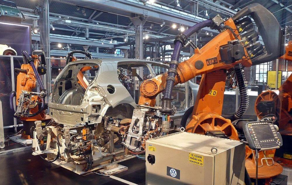 Вендоры заменяют людей роботами: повысилось качество и продуктивность работы