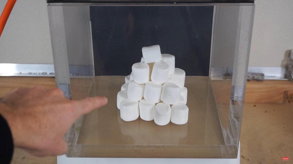 Давайте сдуем Marshmallow? В прямом смысле слова