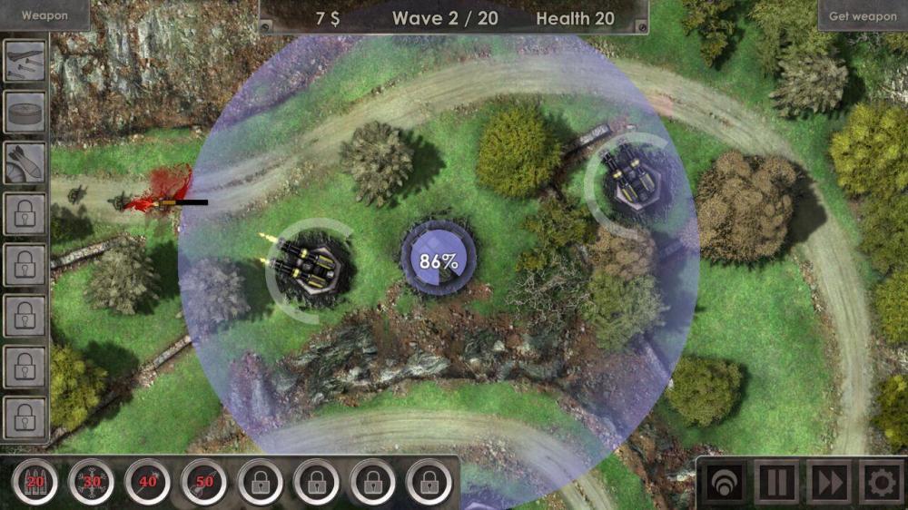 Defense Zone 3 HD - разнеси врагов в щепки!