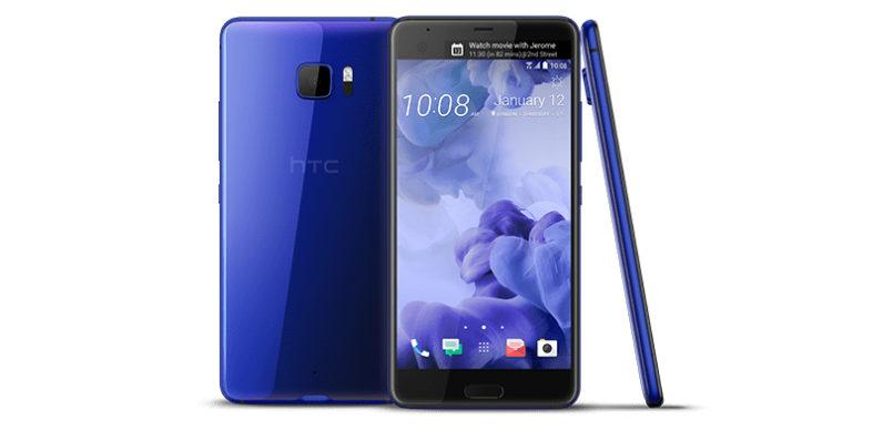 HTC U Ultra с двумя экранами и интеллектуальным помощником