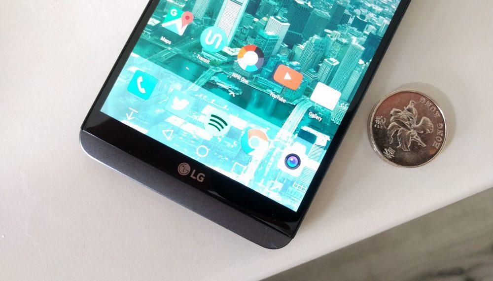 LG G6 будет очень широкоэкранным
