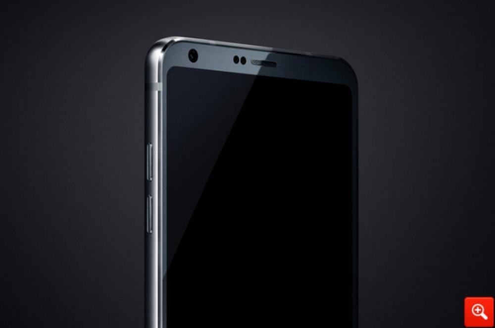 LG G6 тоже не стесняется фотосессий